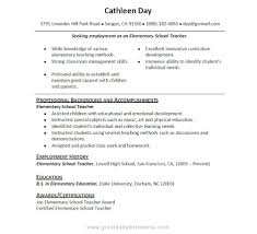 Resume Job Experience Examples by Resume Samples For Highschool Students With No Work Experience