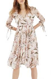 topshop dress topshop floral mesh dress nordstrom
