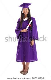 college graduation gown popular free length portrait of woman in graduation