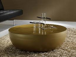 gold drum coffee table unique gold coffee table coffee tables