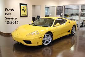 lamborghini lm004 used 2000 ferrari 360 modena stock p3079 ultra luxury car from