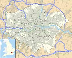 Compton Gang Map Somers Town London Wikipedia