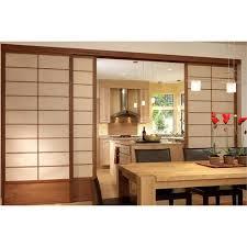 kitchen divider ideas amusing kitchen shoji room divider from cherry tree design in
