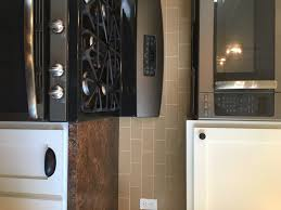 Kitchen Countertops Without Backsplash Tile Backsplash Photo Gallery Degraaf Interiors