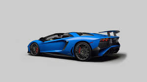 car lamborghini blue 2017 lamborghini aventador convertible pricing for sale edmunds