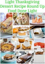 light healthier thanksgiving dessert recipe up food done
