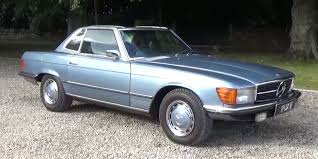 mercedes classic car a 1971 mercedes 350sl is an elegant classic with no old car drawbacks