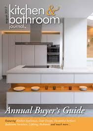kitchen u0026 bathroom journal august 2017 by craftsman publishing co