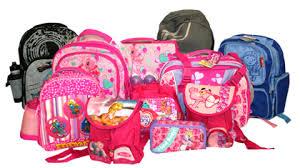 model tas tas sekolah anak perempuan