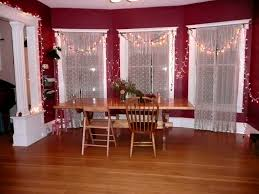 furniture breathtaking elegant solid color dining room curtain