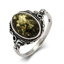 green rings images Green baltic amber ring in victorian setting eve 39 s addiction jpg