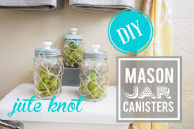 Owl Canisters by Diy Mason Jar Canisters Part 1 Greggy Soriano Youtube