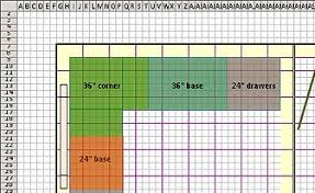 make floor plans design floor plans with excel