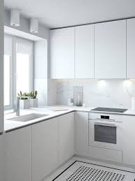 Black And White Kitchens Ideas Best 25 Small White Kitchens Ideas On Pinterest Small Kitchens