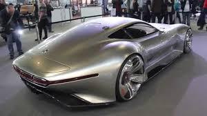 porsche concept 918 spyder mercedes vision gran turismo hypercar concept walkaround porsche