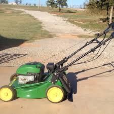 best john deere 675 self propelled lawn mower for sale in shawnee