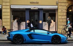 Blue Lamborghini Aventador - lamborghini aventador cars that are blue pinterest
