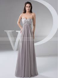 a sleek touch in chiffon prom dresses fashioncold