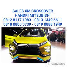 harga mitsubishi xm concept sales crossover xm crossover