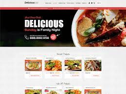 themes wordpress restaurant free foody free wordpress themes