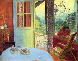 the dining room in the country 1913 pierre bonnard wikiart org