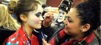 Colleges For Makeup Artists Hair And Media Make Up Level 2 University College Birmingham