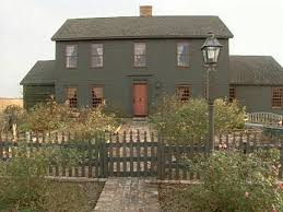 44 best colonial fences images on pinterest saltbox houses