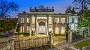 style mansions 16 5 million newly listed beaux arts style mansion in washington