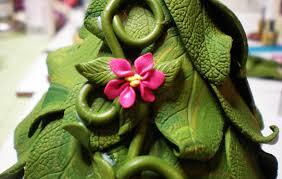 fairy garden house polymer clay tutorial