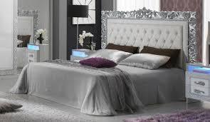 Schlafzimmer Und Babyzimmer In Einem Schlafzimmer Allegra In Weiss Silber 6tlg Allegr Set01