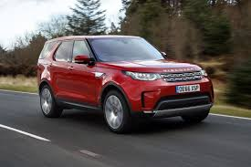 land rover discovery 2016 red land rover discovery 5 2017 l462 car review honest john
