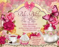 tea for two invitations tea for 2 invitation birthday tea
