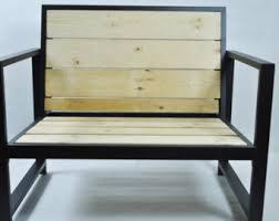 metal furniture etsy