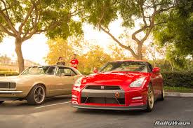 Nissan Gtr Gold - gold wheels would you rallyways