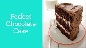 perfect chocolate cake recipe relish