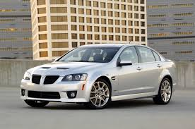 pricing for the pontiac g8 gxp has just been released autoevolution