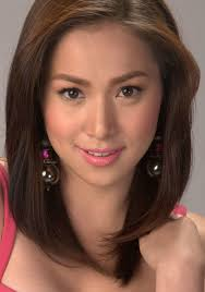 cristine reyes new hairstyle cristine reyes darkest brown hair color and yves saint laurent 2