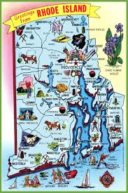 Rhode Island On Map Rhode Island State Maps Usa Maps Of Rhode Island Ri