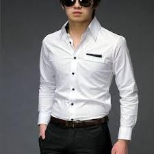 brand fashion white shirt model mens silk shirt buy mens silk