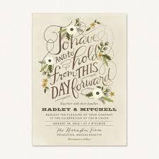 Rustic Vintage Wedding Invitations Rustic Vintage Wedding Invitations With Vintage Typography U0026 Elements