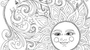 coloring page for van starry night coloring page www glocopro com