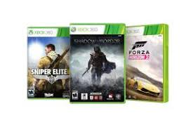 video game consoles u0026 video game deals for black friday xbox one