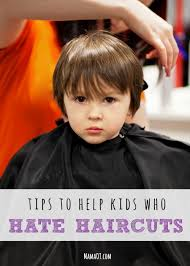18 month girl haircut tips for helping kids who hate haircuts