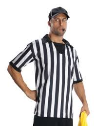 referee costume mens referee costume for adults costumes wigs theater makeup and