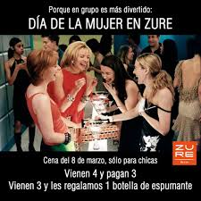 Dia De La Mujer Meme - zure nqn día de la mujer en zure menú semanal de facebook