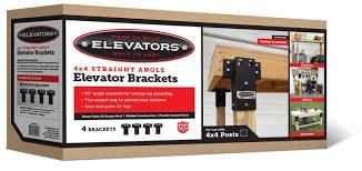 4x4 Elevators Deer Blind Amazon Com Summit Outdoor E1000 4 X 4 Straight Angle Elevator