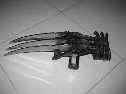 metal claws metal claws gauntlet
