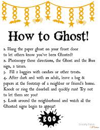 play the halloween game ghosted with friends u0026 family free materials