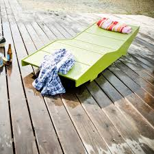 Outdoor Furniture Made From Recycled Materials by Contemporary Sun Lounger Plastic Made From Recycled Materials