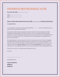 Thank You Letter For Meeting Business by 8 Sample Business Letter Budget Template Letter
